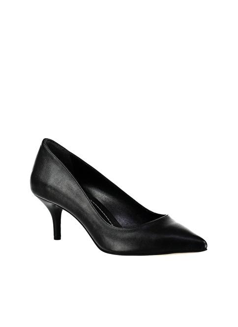 Elle Topuklu Ayakkabı Siyah